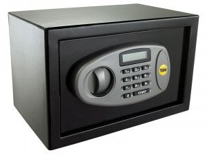 Yale Locks Small Digital Safe