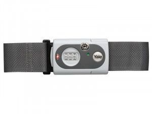 Yale Locks TSA Luggage Strap (Mixed Colours)