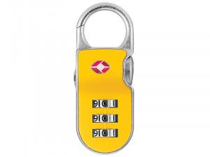 Yale Locks TSA Clip On Padlock (Mixed Colour) 26mm