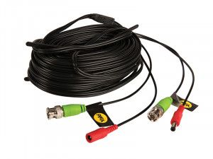Yale Alarms, HD-BNC BNC / Power Cable