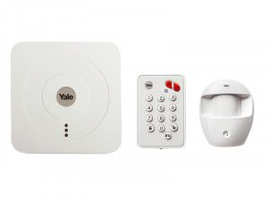 Yale Alarms SR-310 Smart Home Alarm Starter Kit