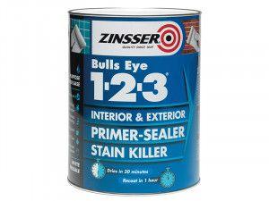 Zinsser, Primer - Sealer Bullseye 123