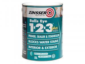 Zinsser, Primer - Sealer Bulls Eye 123 Plus