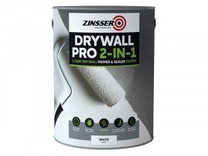 Zinsser Dry Wall Pro 2-in-1 5 Litre