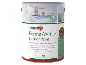 Zinsser, Perma-White Interior Paints