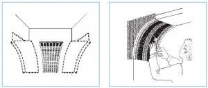 Arch Former Accessories - Lath Soffit Strip