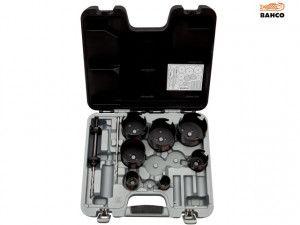 Bahco Multi-Construction Superior™ Holesaw Set, 9 Piece