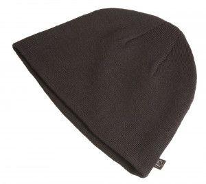 Apache - Black Beanie Hat