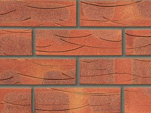 Forterra - Bricks - Sherwood Red Mixture
