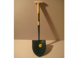 Bulldog Solid Socket - Round Mouth Shovel (Spade)