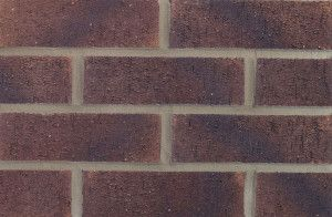 Forterra - Bricks - Burghley Red Rustic