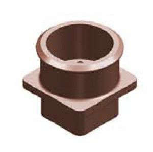 Chimney Pot - Adaptor Square to Round (KADP)