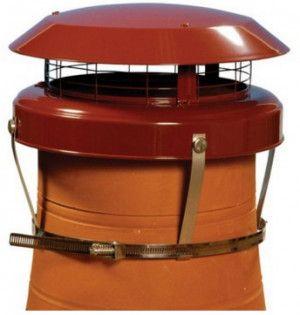 Chimney Accessories - Round Cowl