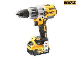 DEWALT DCD997P2 XR Brushless Tool Connect Hammer Drill Driver 18V 1 x 5.0Ah Li-ion