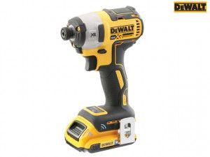 DEWALT DCF888D2B XR Brushless Tool Connect Impact Driver 18V 2 x 2.0Ah Li-ion