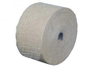 Plasterers Scrim - Traditional Cotton Scrim - 75mm x 100m
