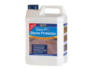 Everbuild - Geofix Stone Protector - Sealant for Paving Natural and Concrete - 5 Litres