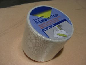 Plasterers Scrim - Self Adhesive Fibreglass Tape - 100mm x 45m