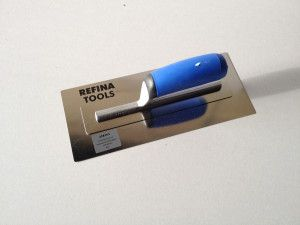Refina - Plaziflex Skimming Trowel - Mini Trowel Blade Holder