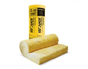 Isover - Spacesaver Loft Insulation Roll