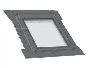 Keylite - Roof Flashing - Plain Tile