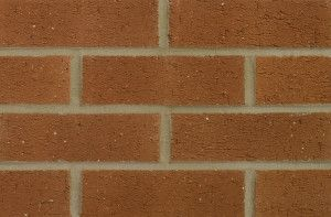 Forterra - Bricks - Nottingham Red Rustic