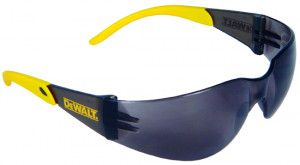 Dewalt - Protector Smoke Safety Glasses