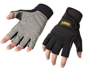 Dewalt - Rapid Fit Fingerless Glove