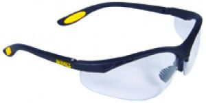Dewalt - Reinforcer Clear Safety Glasses