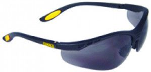 Dewalt - Reinforcer Smoke Safety Glasses