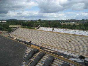 Rhinovent Pro Felt - Roofing Breather Membrane