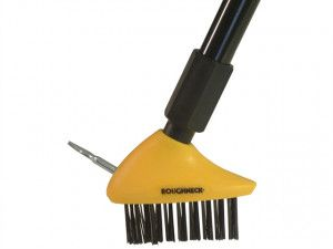 Roughneck - Patio Brush Set with 1500mm Heavy-Duty Handle
