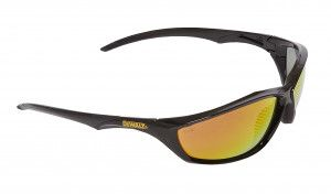 Dewalt - Router Fire/Mirror Safety Glasses