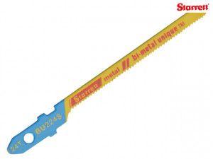 Starrett BU224S-5 Metal Cutting Jigsaw Blades Pack of 5