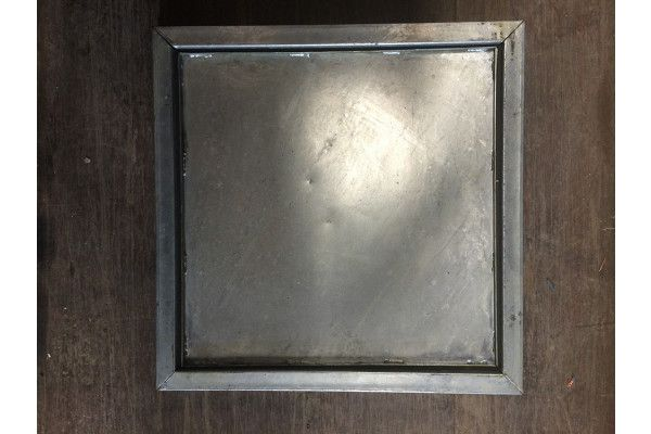 Recessed Manhole Covers - Double Seal - Galv (Imported)