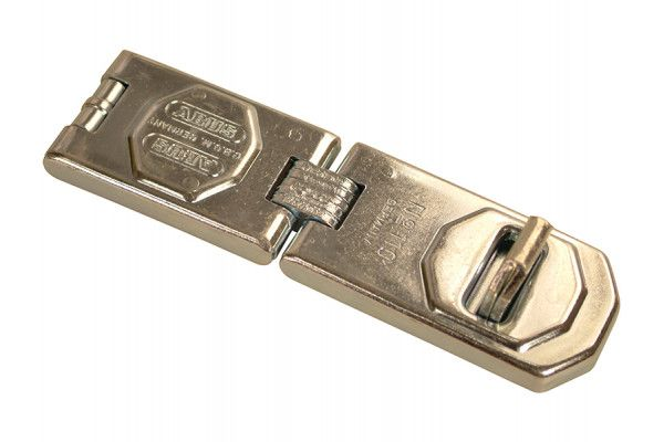 ABUS Mechanical 110/155 Hasp & Staple Carded 155mm