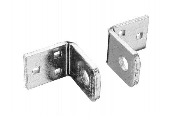 ABUS Mechanical 115/100 Locking Brackets Pair Carded