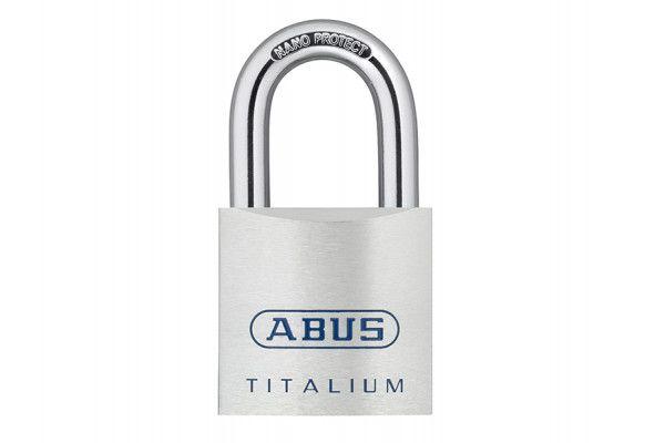 ABUS Mechanical 80TI/45 Titalium Padlock 45mm Carded
