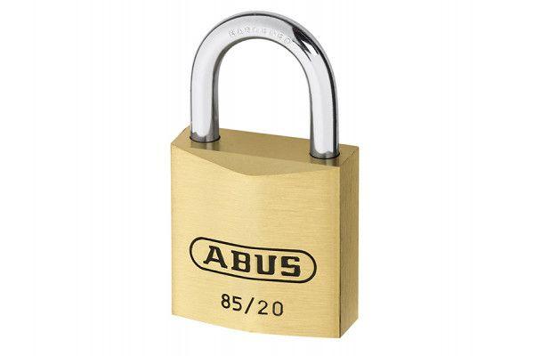 ABUS Mechanical 85/20 20mm Brass Padlock