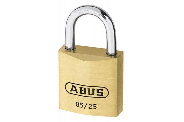 ABUS Mechanical 85/25 25mm Brass Padlock