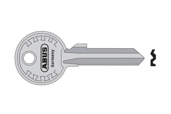 ABUS Mechanical 24/70-82/63-92/65 Key Blank 00906