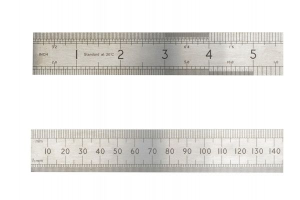 Advent ASR 300 Precision Steel Rule 300mm (12in)