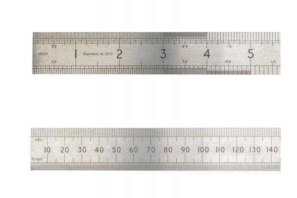 Advent ASR 600 Precision Steel Rule 600mm (24in)