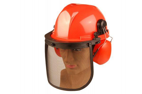 ALM Manufacturing CH011 Chainsaw Safety Helmet