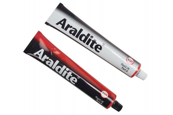 Araldite® Industrial Rapid Epoxy 2 x 100ml Tubes