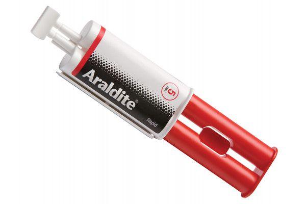 Araldite® Rapid Epoxy Syringe 24ml