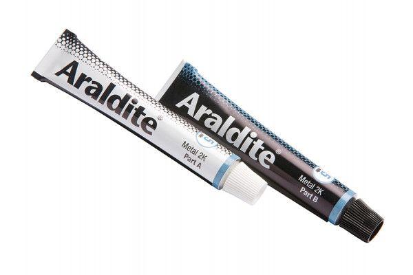 Araldite® Steel Epoxy 2 x 15ml Tubes