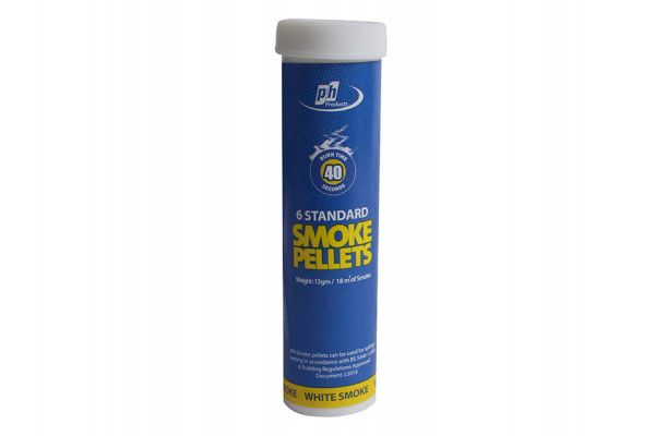 Arctic Hayes Standard 13g Smoke Pellet (Tube of 6)