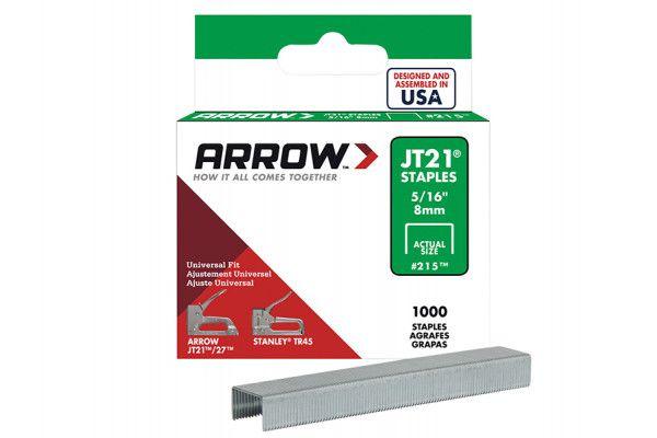 Arrow, JT21™ Staples