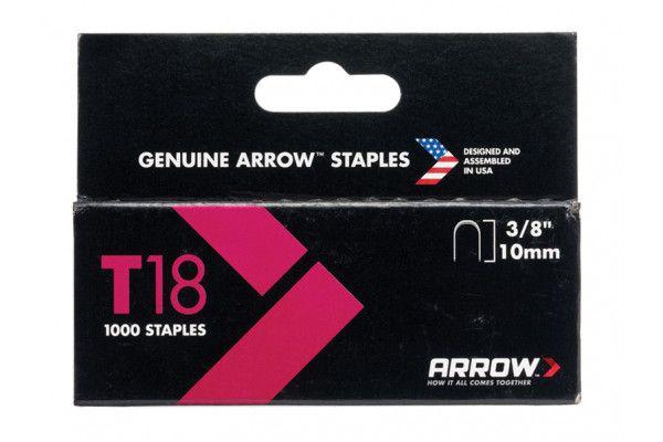 Arrow, T18 Staples